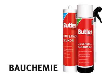 Asphaltprodukte von Butler macht's!