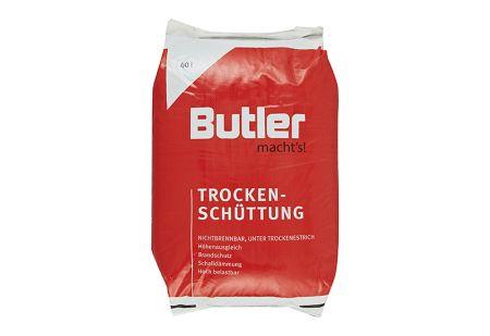 Trockenschüttung, Körnung 1-3 mm von Butler macht's!