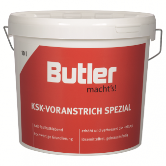 KSK Voranstrich Spezial von Butler macht's!