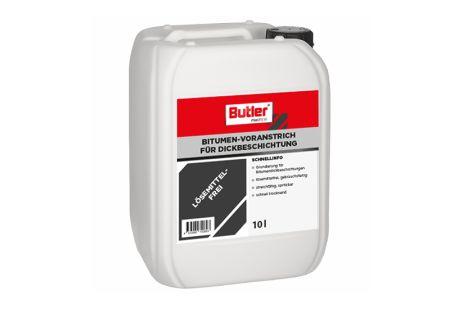 Bitumen-Voranstrich LF (für Dickbeschichtung) 10 l von Butler macht's!