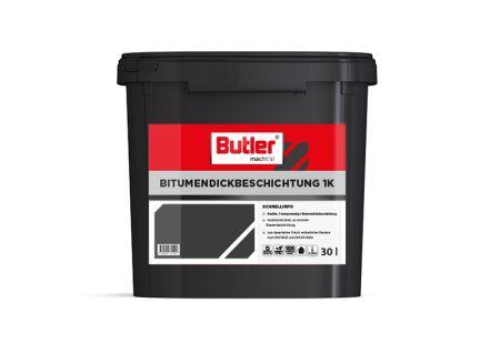Bitumendickbeschichtung 1K 30 l von Butler macht's!