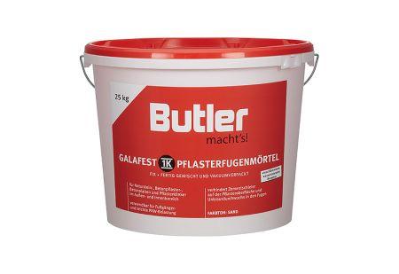 Pflasterfugenmörtel GALAfest 1K, basalt, von Butler macht's!