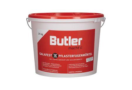 Pflasterfugenmörtel GALAfest 1K, steingrau, von Butler macht's!