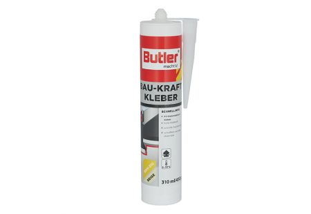 Bau Kraftkleber 310 ml von Butler macht´s!
