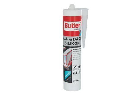 Bau & Dach Silikon von Butler macht´s!