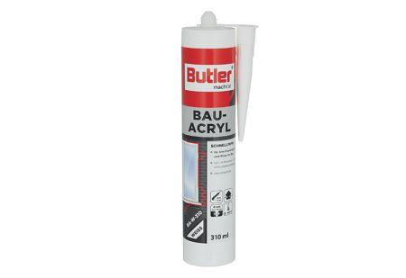 Bau Acryl von Butler macht's!