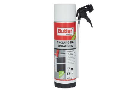 2K Zargenschaum B2 blau 400 ml von Butler macht´s!