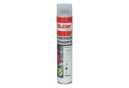 1K Montageschaum B2 beige 750 ml von Butler macht´s!