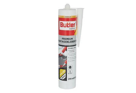 Premium Montagekleber MS 290 ml von Butler macht´s!