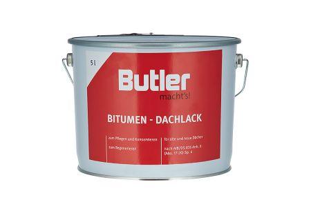 Butler macht's! Bitumen-Dachlack 5 l