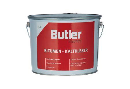 Butler macht's! Bitumen-Kaltkleber 5 l
