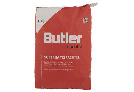 Superhaftspachtel 25 kg von Butler macht's!