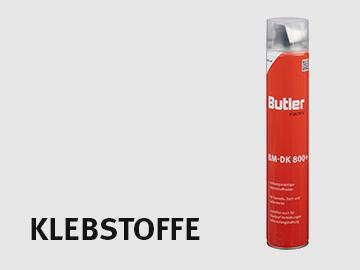 Klebstoffe von Butler macht's!